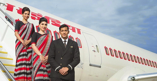 Air India -Skylord Travel